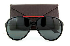 Brand New GUCCI Sunglasses 1627/S D28 R6 Black/ Gray for Men