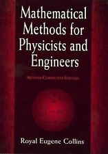 Mathematical Methods for Physicists and Engineers by Royal Eugene Collins...