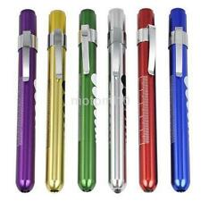 1X Penlight Medical Diagnostic Nurse Pen Light Neuro Torch Pupil Gauge Doctor