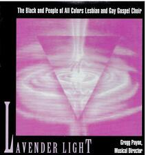 LAVENDER LIGHT - The Black & People Of All Colors Lesbian & Gay Gospel Choir