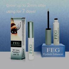 FEG Eyelash Enhancer ojo Lash suero de crecimiento más gruesa y más oscuro-halal / Vegano