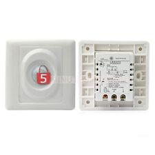 Interruttore Infrarossi Sensore Movimento Controllo Lampada LED Fluorescente