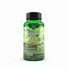 Green Tea Supplement 1000mg | 90 Tablets | Weight Loss