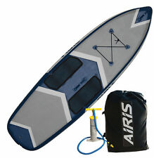 Airis Hardtop Stubby 9 Inflatable Standup Paddle Board SUP! Free paddle!