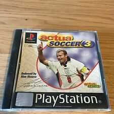 Connessioni elettriche SOCCER 3 ps1 PLAYSTATION 1 gioco | PAL Boxed | FOOTBALL SPORT