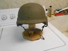 Vtg. Desert Storm Era? Early Issue? KEVLAR Military Army Helmet