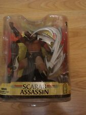 Spawn Age of Pharaohs Scarab Assasin New in box