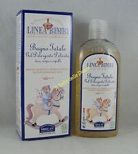 HELAN Bimbi Bio BAGNO TOTALE gel 250ml delicato viso corpo capelli bagnetto
