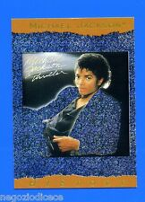 MICHAEL JACKSON - Panini 1996 - CARD - Figurina-Sticker n. 25