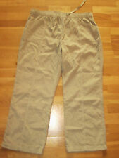 cotton traders comfort pull on cords trousers size 18 leg 29 brand new & tags