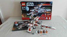 Lego 6212 Star Wars X-Wing Fighter. en Caja.