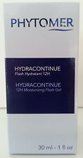 PHYTOMER HydraContinue 12H Moisturizing Flash Gel 1 oz 30ml Same Day Shipping