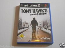 PS2 - Tony Hawk's Proving Ground ** Playstation 2 Hawks Skateboard Spiel