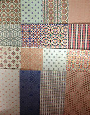 16 SHEET TASTE PACK 8 x 8 FIRST EDITION MOROCCAN SPICE CARD MAKING BACKING PAPER