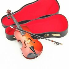 "1/6 Scale Violin with Case Hot Musical Instrument for 12"" Action figure Toys"