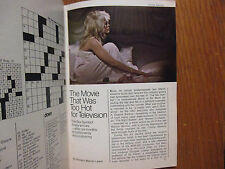 Sept. 14, 1974 Guide(CONNIE  STEVENS/ROBERT  CHARLEBOIS/THE SEX SYMBOL/LES BROWN