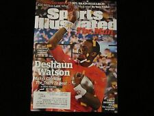 DESHAUN WATSON Sports Illustrated CLEMSON TIGER Football ACC Heisman NCAA