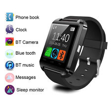Wireless Bluetooth Smart  Wrist Watch Phone Mate for Samsung Galaxy S6 S5 Note 5