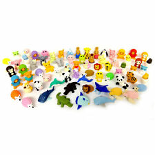 Iwako Japanese Puzzle Erasers Animal Overstock (Pack of 10)