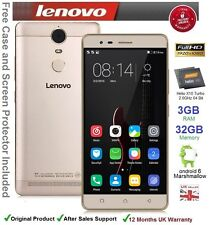 "Lenovo K5 Note 5.5"" Smartphone Android 6 Octa Core Dual SIM 3GB RAM 32GB NEW"