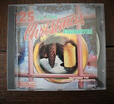 25 All Time Christmas Favorites by Starlite Pop Orchestra (CD, 2000)Canada