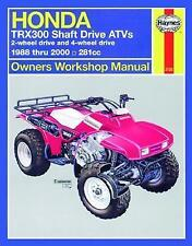 Haynes ATV Manual - 2125 M2125 70-1082