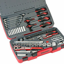 "TENG TOOLS TM095  1/4"" 1/2"" DRIVE SOCKETS RATCHETS EXTENSIONS TOOL SET"