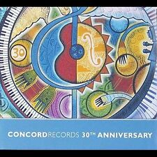 Concord Records 30th Anniversary, New Music