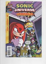 Archie Comics  Sonic Universe #89  Cover B  Variant   New Mint