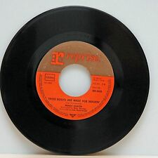 "Nancy Sinatra      These boots are made . .        Reprise       7""      VG  # D"