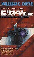 The Final Battle (Legion) Dietz, William C. Mass Market Paperback