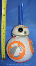 Star Wars BB-8 SIPPER CUP Disney Parks THE FORCE AWAKENS NEVER USED MINT