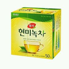 [Dong Suh] Korean Brown Rice Green Tea 75g [1.5g x 50ea]  Healthy Diet No Sugar