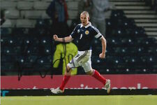 SCOTLAND HAND SIGNED KENNY MILLER 6X4 PHOTO PROOF 1.