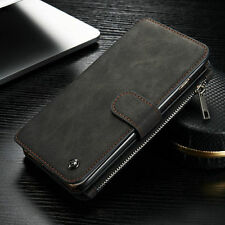 CaseMe Multifunction Wallet Genuine Leather Case Flip Cover For iPhone 6 6S/Plus