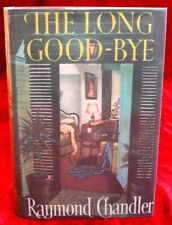Raymond Chandler - The Long Good-Bye - 1st/1st with Dustjacket - 1953