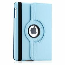 "FUNDA TABLET + PUNTERO PARA IPAD PRO 9.7"" GIRATORIA 360º COLOR AZUL CLARO"