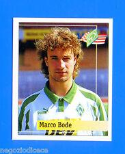 FUSSBALL BUNDESLIGA 1994-95 Figurina Sticker n. 36 - BODE.- WERDER B. -New