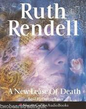 A NEW LEASE OF DEATH - Ruth Rendell (Cassette Audio Book)