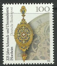 GERMANY. 1992. Pforzheim Watch Making & Jewelery Commemorative. SG: 2476. MNH.