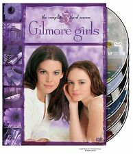 Brand New DVD Gilmore Girls The Complete 3 Season  Lauren Graham, Alexis Bledel