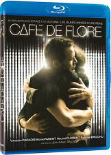 Cafe de Flore (Blu-ray) Vanessa Paradis, Kevin Parent NEW