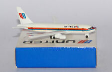 Schabak Boeing 767-222 UNITED AIRLINES 2nd versione in scala 1:600
