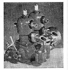 Octura twin cylinder air or water cooled gas engine you can build instructions!