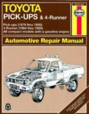 Haynes Manuals: Toyota Pick-Ups and 4-Runner, 1979-1995 by John Haynes and...
