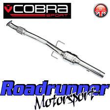 """VX12a Cobra Corsa VXR Sports Cat 2.5"""" Stainless Exhaust 200 Cell  (07-10) (Z16)"""