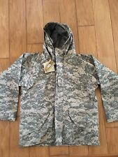 Mil-TEC US Military Cold Weather Camo Parka Made In Germany Sz L Army Jacket