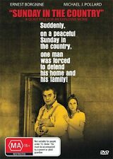 SUNDAY IN THE COUNTRY - ERNEST BORGNINE - CLASSIC NEW & SEALED DVD