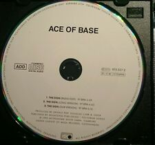 "ACE OF BASE ""The Sign"" 3-Track-Maxi-CD 1993"