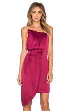 Keep Sake the Label Soul Surrender Dress in Red Plum Size S $178 NWT